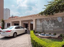 Lizon Curitiba Hotel, hotel near Oscar Niemeyer Museum, Curitiba