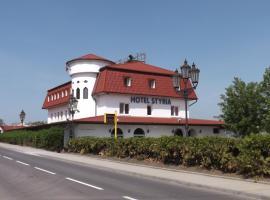 Hotel Styria, ubytování v destinaci Chvalovice