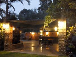 Chalet Suizo, hotel near VIlla El Salvador Station, Pachacamac