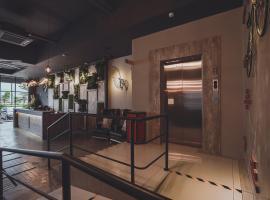V3 Hotel & Residence Seri Alam, hotel di Pasir Gudang