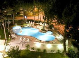 Hotel Mediterraneo, hotel v Lignanu Sabbiadoru