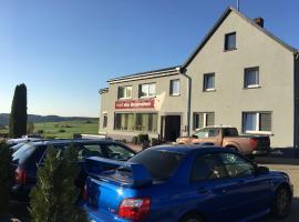 Hotel am Brünnchen, Hotel in Oberbaar
