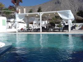 Drossos Hotel, hotel in Perissa