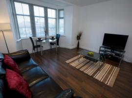 Aberdeen Serviced Apartments - The Lodge, hotel in Aberdeen