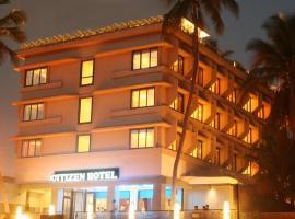Citizen Hotel, hotel near ISKCON, Mumbai