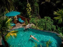 Taman Amartha Hotel, hotel a Ubud