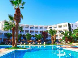 Hotel Dar El Olf, отель в Хаммамете