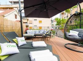 Mak Luxury Rooms, smještaj kod domaćina u Splitu