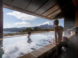 Hotel Mt. Fuji, hotel in Yamanakako