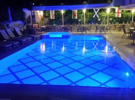 Ecem Hotel, отель в Мармарисе
