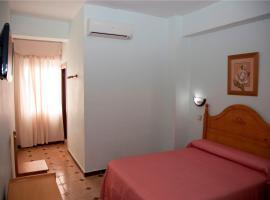 Hostal París, hotel dicht bij: Luchthaven Gibraltar - GIB,