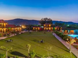 Hathi Mauja, hotel near Amber Fort, Jaipur