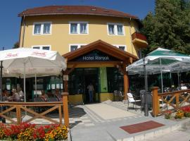Hotel Risnjak, hotel u Delnicama