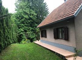 Kuća za odmor Jelkica, room in Vrbovsko