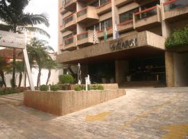 Hotel Flat Bassano Vaccarini, hotel near University of São Paulo, Ribeirão Preto