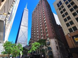 The Whitehall Hotel, hotel in Magnificent Mile, Chicago