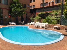 Inner City Apartments Hotel, serviced apartment in Perth