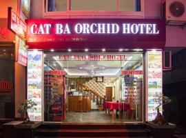 Cat Ba Orchid Hotel, khách sạn ở Đảo Cát Bà