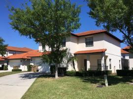 Kotedža Villa Eagle Orlando Orlando