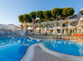 Rodos Star All Inclusive Hotel, hotel in Afantou