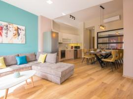 EUPHORIA Luxury Apartment, accessible hotel in Chania Town