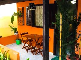 Flat aluguel Abraão 2,Ilha Grande, pet-friendly hotel in Abraão