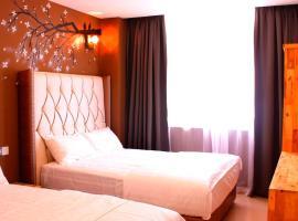 Hotel Zamburger Putrajaya, hotel di Putrajaya