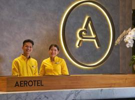 Aerotel Kuala Lumpur (Airport Hotel) - Gateway@klia2, hotel near Kuala Lumpur International Airport - KUL,