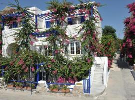 Proteas Hotel, hotel a Kamari