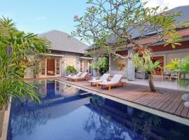 The Wolas Villas, villa in Seminyak