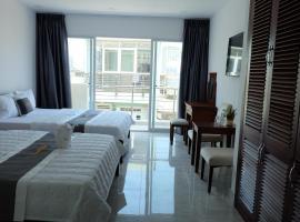 L'amour Saigon Hotel, hotel near Tan Dinh Market, Ho Chi Minh City