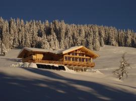 Mecki's Dolomiten Panorama Stubn, Hotel in der Nähe von: Biedneralm, Debant