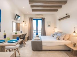Mikes Beach Lux, appartamento a Hersonissos