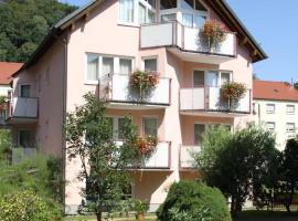 Hotel-Garni Elbgarten Bad Schandau, Hotel in der Nähe von: Kurhaus Berggießhübel, Bad Schandau