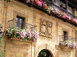 Hotel Los Infantes, hotel in Santillana del Mar