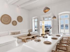 Villa Kampani, pet-friendly hotel in Mýkonos City
