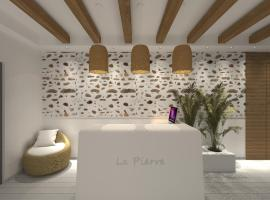 La Pierre, vacation rental in Limenaria