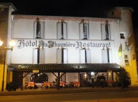 Hotel Chaumiere -, отель в городе Турнон-сюр-Рон