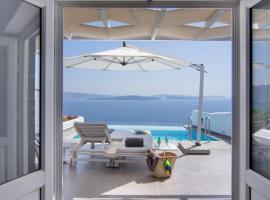 Santorini Secret Suites & Spa, Small Luxury Hotels of the World, hotel a Oia