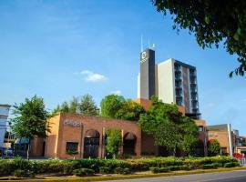 NEhotel Nueva Estancia, hotel in León