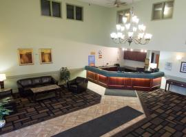 Nova Inn Acheson, hotel em Spruce Grove
