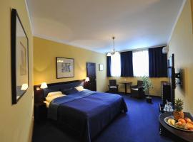 Hotel Arte, hotel v Brne