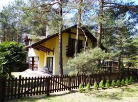Sworny Domek, family hotel in Swornegacie