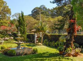 Casa com 2 Quartos em Serra Negra, hotel perto de Lago Querência, Serra Negra