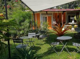 Secret Garden, hôtel à Cahuita