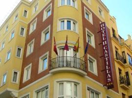 II Castillas Madrid, hotel cerca de Gran Vía, Madrid