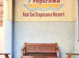 Koh Tao Tropicana Resort, Hotel in Ko Tao