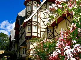 Hotel Serra da Estrela, hotel near Baden Baden Beer House, Campos do Jordão