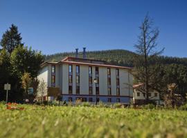 Balneario Areatza, hotel in Areatza