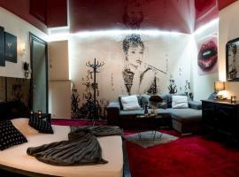 Le Vénitien, love hotel in Liège
